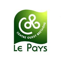 Logo Le Pays Centre Ouest Bretagne