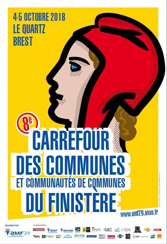 8e Carrefour des Communes du Finistère