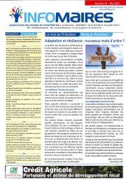 Info-Maires N°91